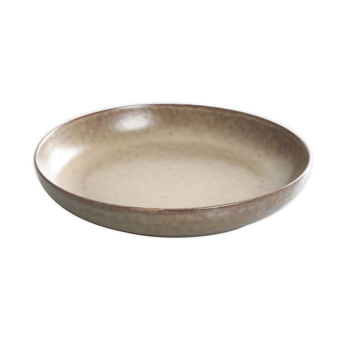Alternate image 1 for Our Table™ Landon 9.5-Inch Dinner Bowl in Toast