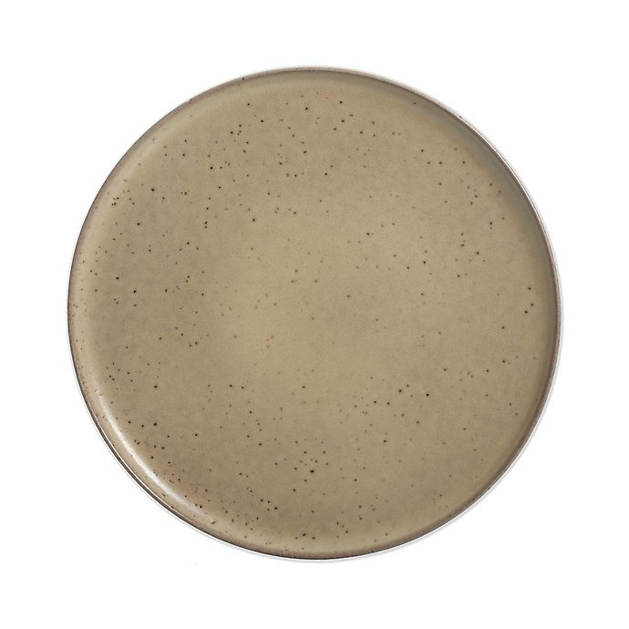 Alternate image 1 for Our Table™ Landon Dinner Plate in Toast