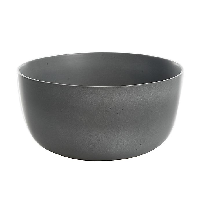 Alternate image 1 for Our Table™ Landon 9-Inch High Serving Bowl in Truffle