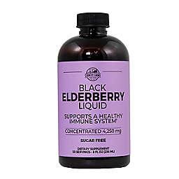 Country Farms 8 fl. oz. Black Elderberry Liquid