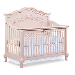 evolur™ Aurora 4-in-1 Convertible Crib in Blush Pink