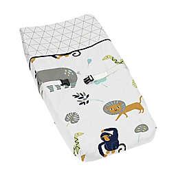 Sweet Jojo Designs Mod Jungle Changing Pad Cover