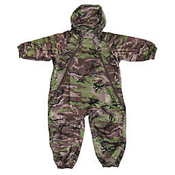 Tuffo Size 18M Muddy Buddy Rain Suit in Camouflage