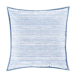 Oscar/Oliver Franco Square Throw Pillow in Powder Blue
