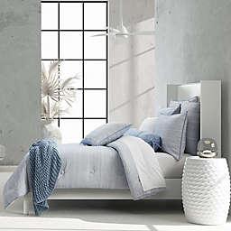 Oscar/Oliver Franco 2-Piece Twin/Twin XL Comforter Set in Powder Blue