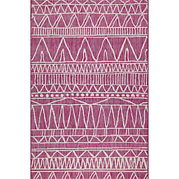 Global Caravan™ Kaya Tribal Indoor/Outdoor Rug in Green