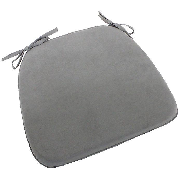 Alternate image 1 for Simple Essential™ Modern Foam Chair Pad