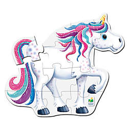 The Learning Journey My First Big Floor Puzzle - Unicorn
