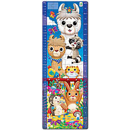 The Learning Journey Long & Tall Puzzles Animal Friends Growth Chart