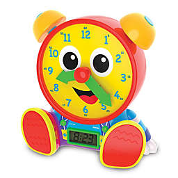 The Learning Journey Telly Jr. Teaching Time Clock