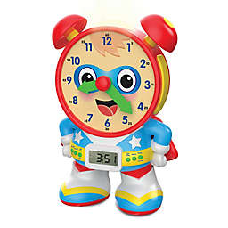 The Learning Journey Super Telly Teaching Time Clock