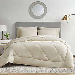 Ryleigh 5-Piece Twin Comforter Set in Linen