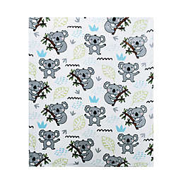 Baby's First by Nemcor Koala Ultimate Sherpa Blanket