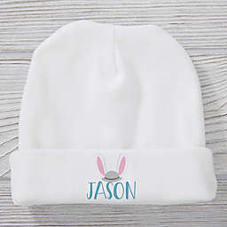 Build Your Own Boy Bunny Personalized Easter Baby Hat