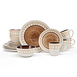 Pfaltzgraff® Remi Beige 16-Piece Dinnerware Set in Beige
