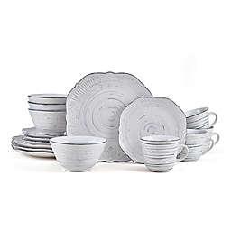 Pfaltzgraff® Isabella 16-Piece Dinnerware Set in Grey