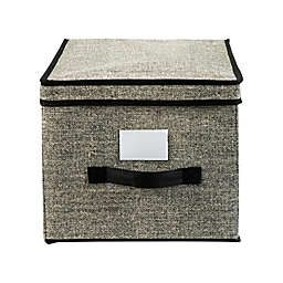 Simplify Large Storage Box in Black