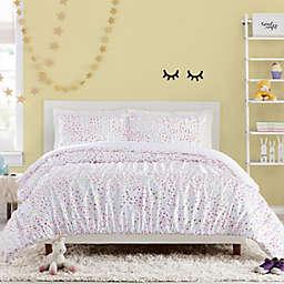 Urban Playground™ Iridescent Stars 2-Piece Twin/TwinXL Comforter Set in White