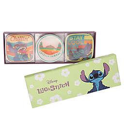 Disney® 3-Piece Lilo and Stitch Mini Trinket Tray Set