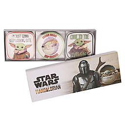 Disney® 3-Piece Star Wars Mini Trinket Tray Set