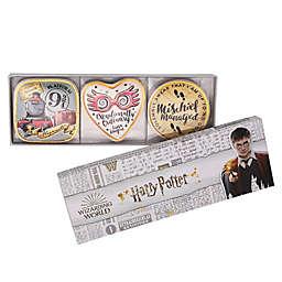 Harry Potter 3-Piece Mini Trinket Tray Set