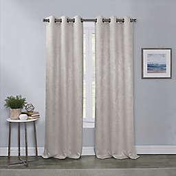 Artesia 63-Inch Grommet Blackout Window Curtain Panel in Grey (Single)