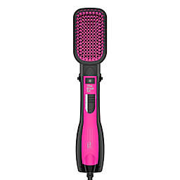 InfinitiPRO by Conair® The Knot Dr.® Dryer Brush in Hot Pink/Black