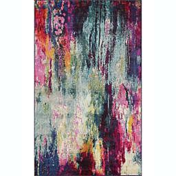 Unique Loom Sunset Spectrum 5' x 8' Area Rug