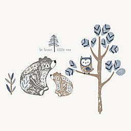 Levtex Baby® Rowan Large Wall Decal in Brown/Navy
