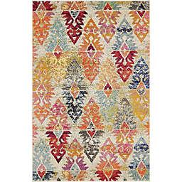 Unique Loom Desert Sedona Multicolor Rug