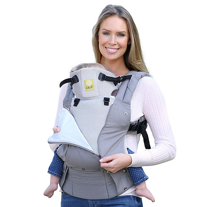 Alternate image 1 for lillebaby® COMPLETE™ ALL SEASONS Baby Carrier