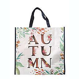 ACT Autumn Print Large Reusable Tote Bag