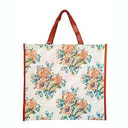 ACT Pumpkin Floral Reusable Shopping Bag