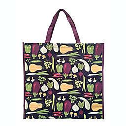 ACT Vegetable Print Reusable Shopping Bag