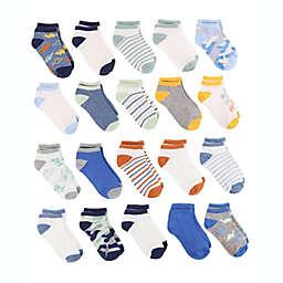 Capelli New York 20-Pack Dino Childrens Socks