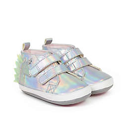 Ro+Me by Robeez® Size 12-18M Unicorn Ruffle Sneaker in White