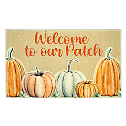 """Levtex Home """"Welcome to Our Patch"""" 20"""" x 34"""" Accent Rug"""
