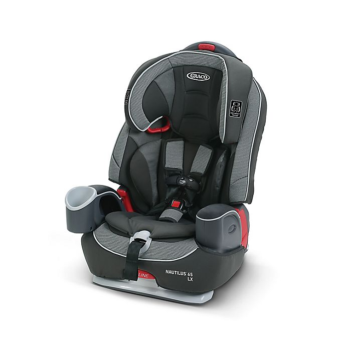 Alternate image 1 for Graco® Nautilus® 65 LX 3-in-1 Harness Booster Car Seat in Conley