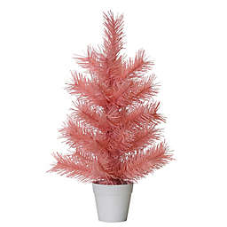H for Happy™ Tabletop Christmas Tree in Pink
