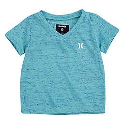 Hurley Cloud Slub Staple V-Neck T-Shirt
