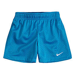 Nike® Mesh Knit Short in Blue