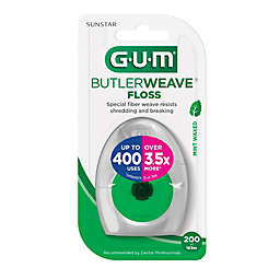Sunstar GUM® ButlerWeave Waxed Floss in Mint