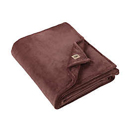 UGG® Coco Full/Queen Blanket in Cola