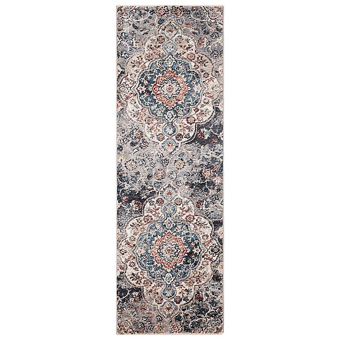 Alternate image 1 for Concord Global Trading Capella Medallion Rug