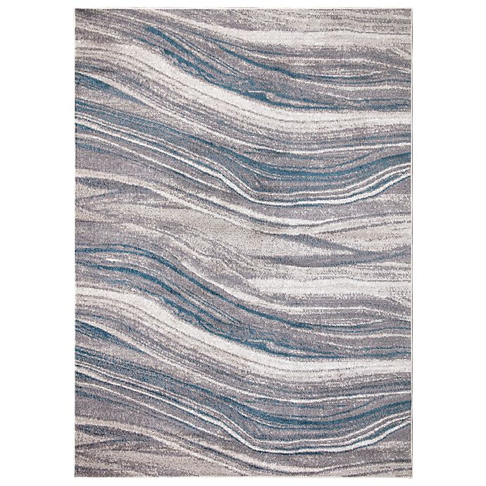 Alternate image 1 for Concord Global Trading Jefferson Marble Stripes Multicolor Rug