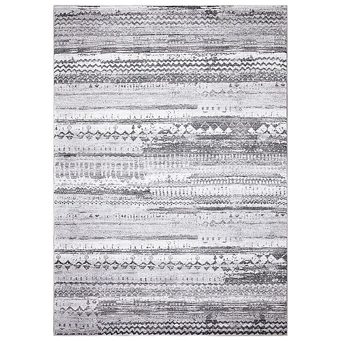 Alternate image 1 for Concord Global Trading Pienza Distressed Rug in Grey
