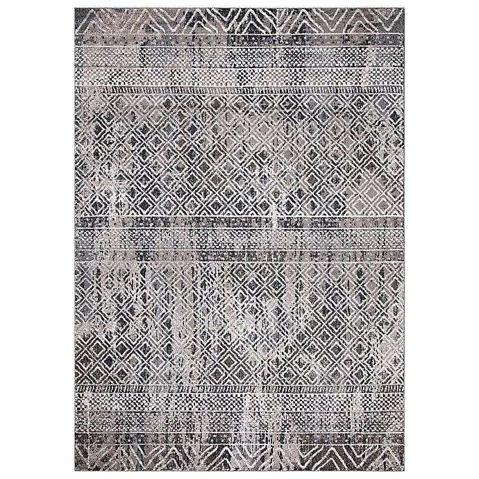 Alternate image 1 for Concord Global Trading Piazza Geometric Rug