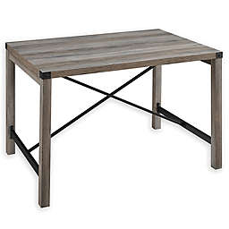 Forest Gate™ Englewood Dining Table in Grey Wash