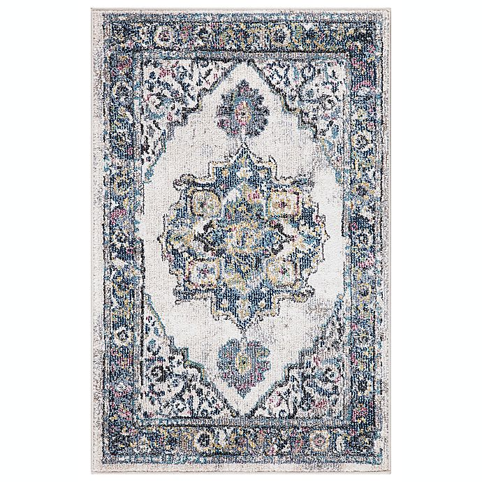 Alternate image 1 for Concord Global Trading Barclay Medallion Rug