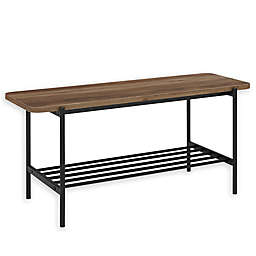 Forest Gate™ Industrial Entryway Bench